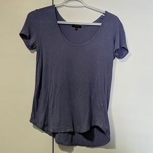 Aritzia Talula purple T-shirt